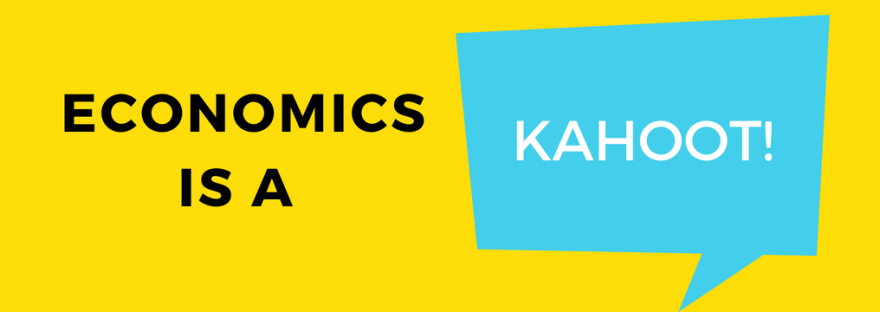 Exam Review – Economics is a Kahoot!